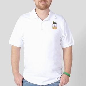 Mechanical Engineer Golf Shirt