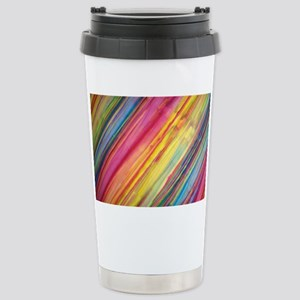 Colors Stainless Steel Travel Mug