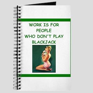 blackjack joke Journal