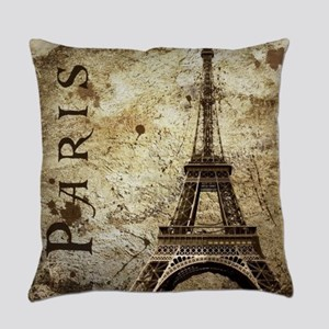 Paris Everyday Pillow