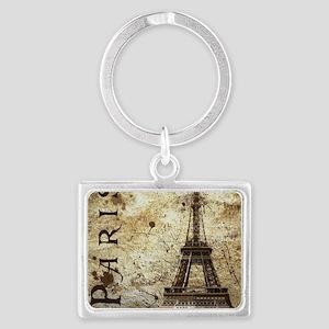 Paris Landscape Keychain