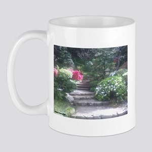 Peaceful Stairway Path Mug