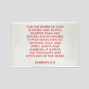 For the word of God is living and active Sharper t