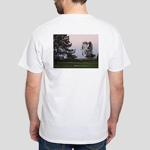 Torrey Pines White T-Shirt