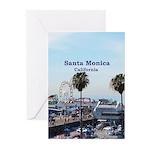 Santa Monica Greeting Cards (Pk of 20)