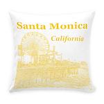 Santa Monica Everyday Pillow