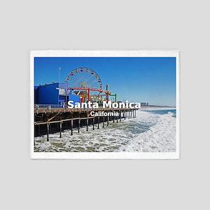 Santa Monica 5'x7'Area Rug