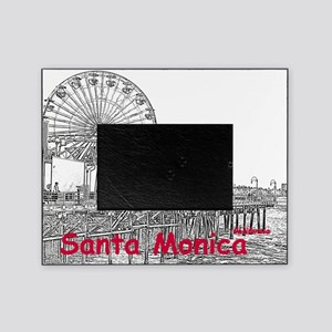 Santa Monica Picture Frame