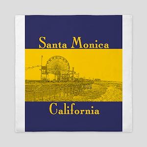 Santa Monica Queen Duvet