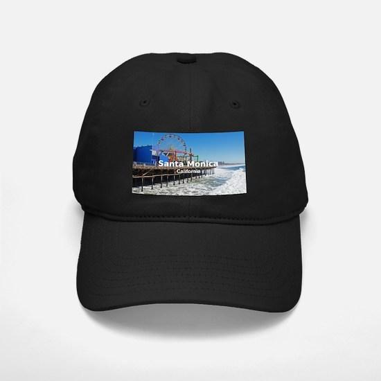 Santa Monica Baseball Hat