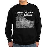 Santa Monica Sweatshirt (dark)