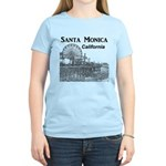 Santa Monica Women's Light T-Shirt
