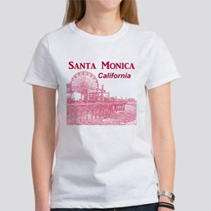 Santa Monica Women's T-Shirt