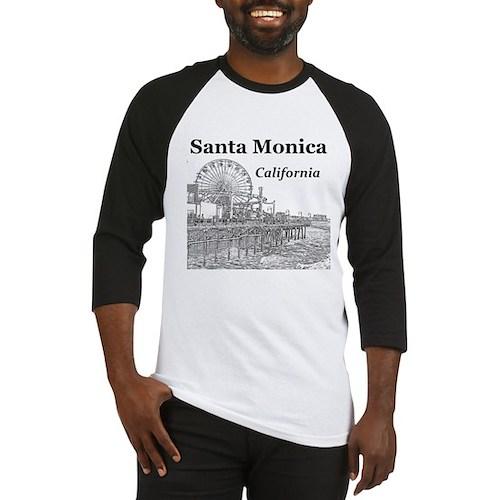 Santa Monica Baseball Jersey
