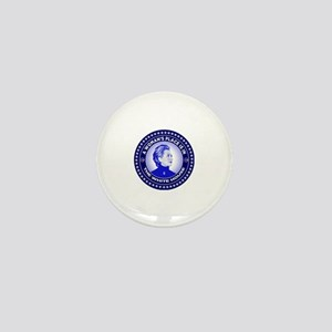 A Woman's Place is in the White House  Mini Button
