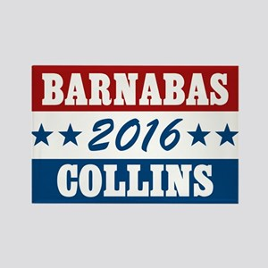 Vote For Barnabas Collins Rectangle Magnet