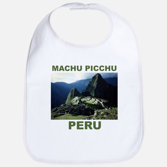 MACHU PICCHU, PERU Bib
