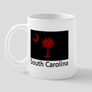 Gamecock Flag Mug
