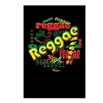 Reggae Reggae Reggae Postcards (Package of 8)