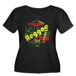 Reggae Reggae Reggae Women's Plus Size Scoop Neck