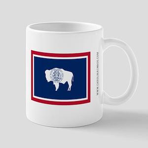 Wyoming State Flag Mugs