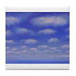 77.cloud study..? Tile Coaster