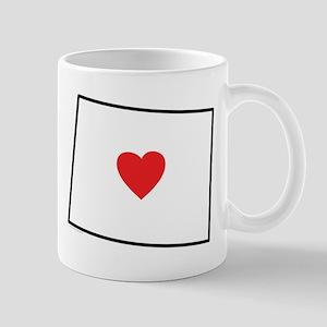 I Love-01 Mugs