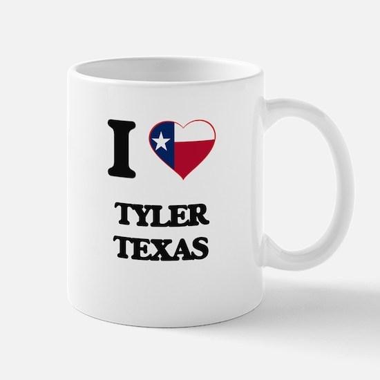I love Tyler Texas Mugs