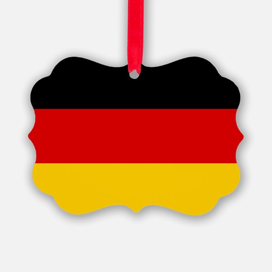 Flag of Germany Ornament