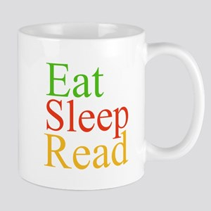 Eat Sleep Read Mugs