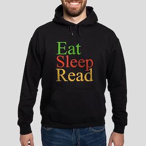 Eat Sleep Read Hoodie