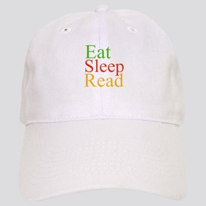 Eat Sleep Read Baseball Cap