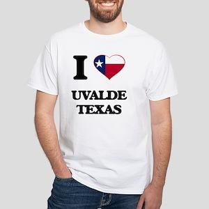 I love Uvalde Texas T-Shirt