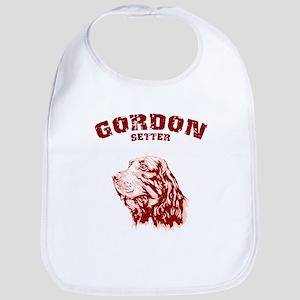 Gordon Setter Bib