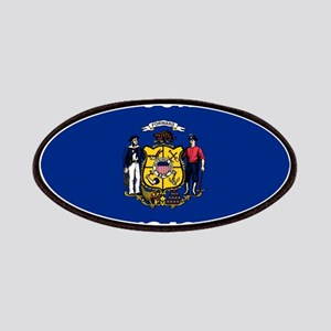 Wisconsin State Flag Patches