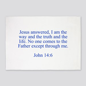 Jesus answered I am the way and the truth and the
