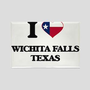 I love Wichita Falls Texas Magnets
