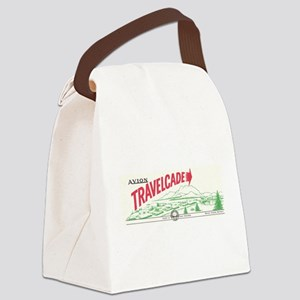 travelcade30003 Final Canvas Lunch Bag