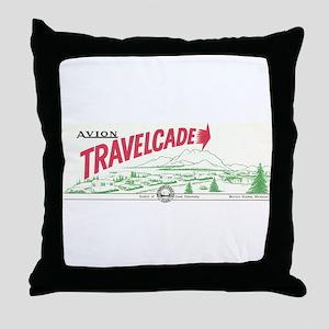 travelcade30003 Final Throw Pillow