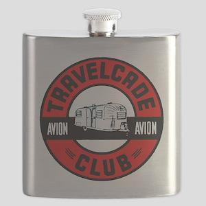 Travelcade Club Logo final cropped Flask