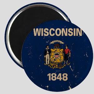 WI Vintage Magnets