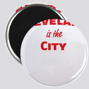Cleveland Is the City Magnets
