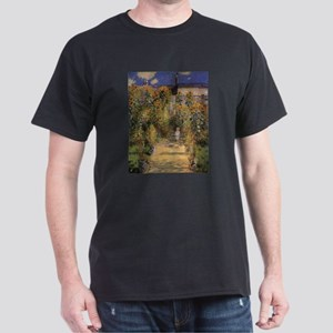 Claude Monet, Artist's Garden at Vetheuil T-Shirt