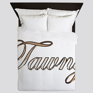 Gold Tawny Queen Duvet