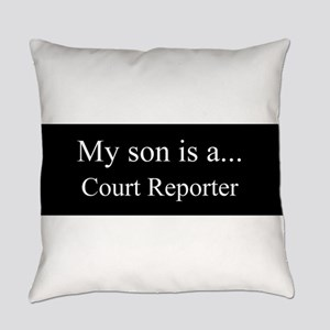 Son - Court Reporter Everyday Pillow