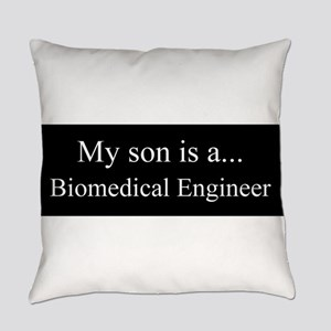 Son - Biomedical Engineer Everyday Pillow