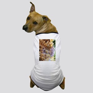 Fall scarecrow Dog T-Shirt