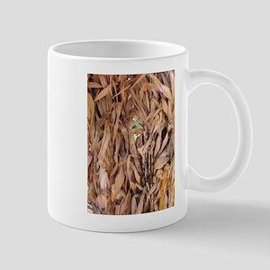 Corn Stalks in the fall Mugs