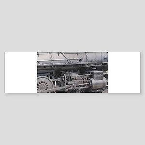 Old train Bumper Sticker
