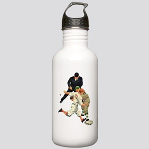 Vintage Sports Basebal Stainless Water Bottle 1.0L